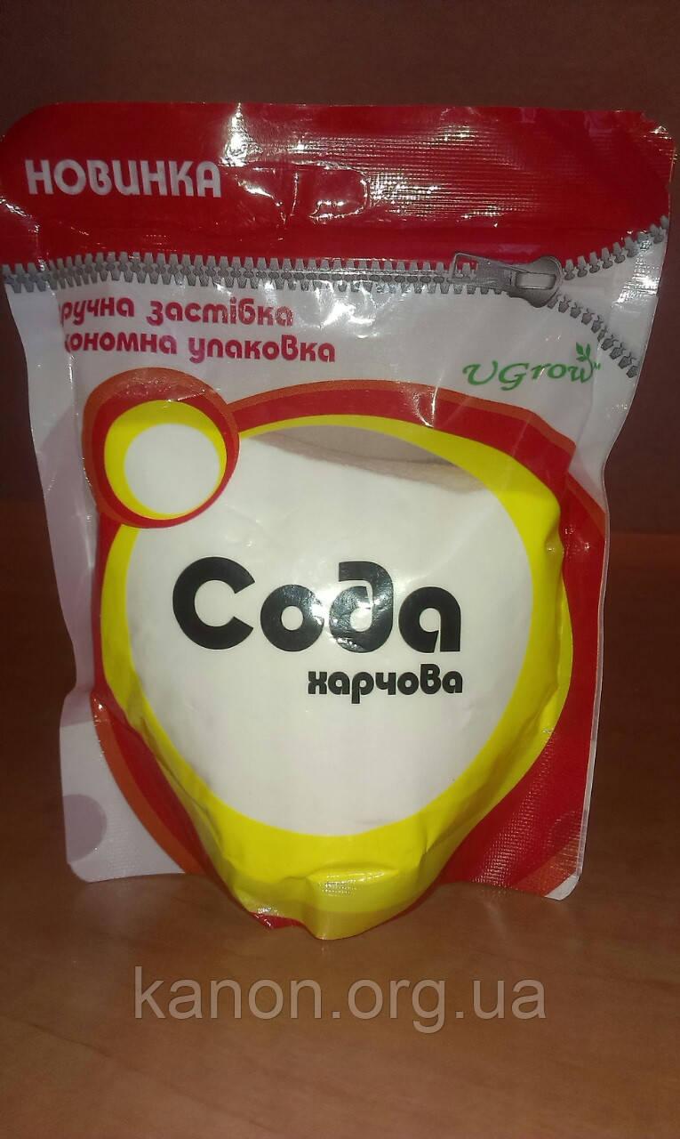 Сода пищевая (Бикарбонат натрия) 300г. - ООО Юнайтед Кемикалс в Киеве