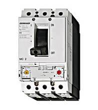 Автоматический выключатель силовой регул. 25кА 3P 250А тип А разм.2 Schrack