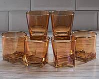 "Набор стаканов для виски ""Коралл"" 310 мл 6шт."