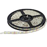 Светодиодная лента SMD 5050, 60 светодиодов, 6W  220V влагозащищеная, холодно белый