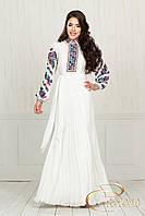 Сукня з борщівською вишивкою, фото 1