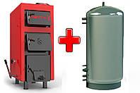 Пакетное предложение Котел РЕТРА-5М PLUS 20 кВт + Теплоаккумулятор 570 л