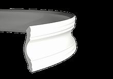 Карниз 1.50.102 гибкий для потолка пенополиуретановый