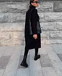 Пальто женское кашемировое демисезонное, фото 10