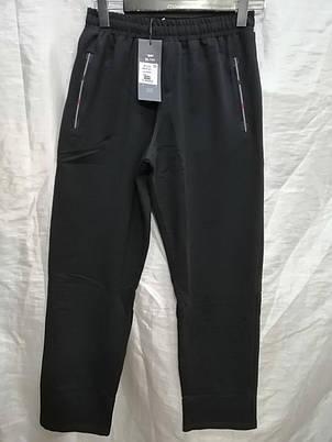 Спортивные брюки мужские MX TIM прямые трикотажные штаны Синие, фото 2