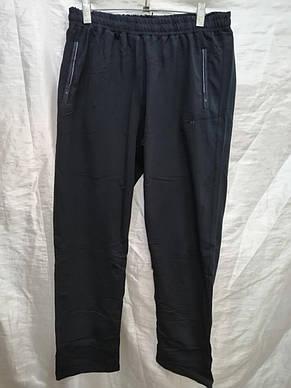 Спортивные брюки мужские MX TIM прямые трикотажные штаны Синие, фото 3
