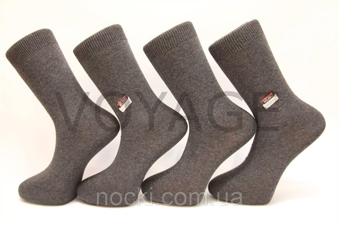 Стрейчевые мужские носки МИЛАНО