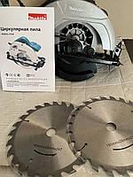 Циркулярная дисковая пила Makita 5704R