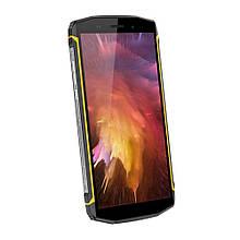 Защищенный  смартфон Blackview BV5800orang +32GB c батареей  5580mAh