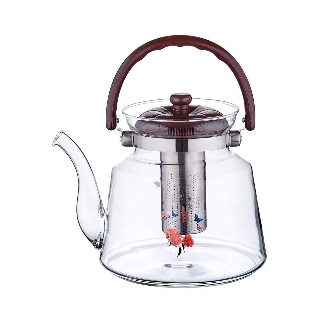 Чайник заварювальний 2 л Гортензія 116/F45