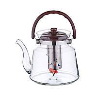 Чайник заварювальний 2 л Гортензія 116/F45, фото 1