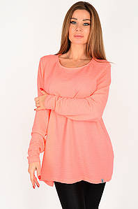 Батник женский розовый AAA 128672P