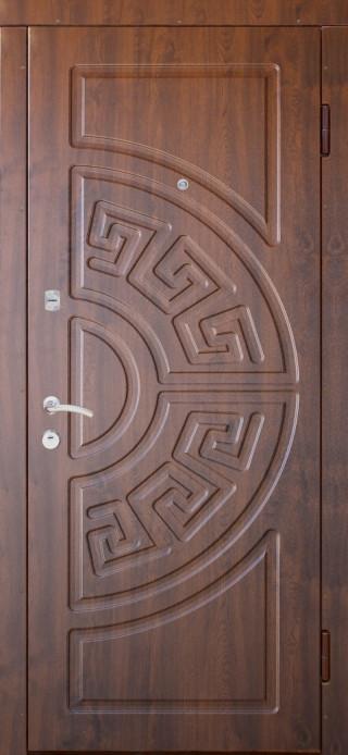 """Входные двери ТМ """"Портала"""" серия Комфорт Греция в квартиру"""