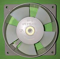 Вытяжной вентилятор для помещений ВН-2 (220В., 2200 об/мин.,144 м3/час, 55 дБ, 130 × 130 × 39,5 мм)