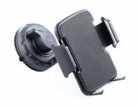 Автотримач для телефону WINSO 201180 (58-90мм) з присоском (360°) аналог BELAUTO DU15