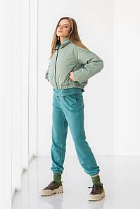 Молодежная короткая куртка  42,44,46 размер