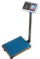 Весы электронные торговые A-Plus до 300 кг - большая платформа