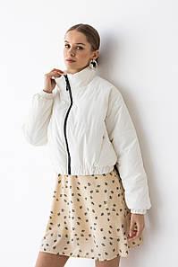 Молодіжна коротка куртка 42,44,46 розмір