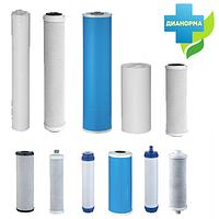 Мембраны и сменные картриджи для фильтров для воды