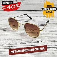 Качественные модные солнцезащитные очки коричневые, брендовые мужские солнцезащитные очки от солнца ray ban