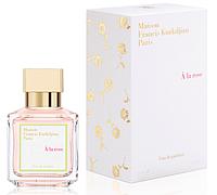Mаisоn Franciss Kurkdjan A la Rose 70 ml ( унисекс Мейсон Куркджан) ОРИГИНАЛ EDP парфюмированная вода
