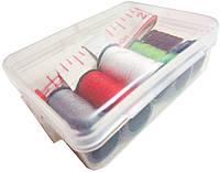 Набор швейный дорожный в коробочке