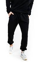"""Размеры S-3XL   Мужские спортивные штаны оверсайз """"Stroper"""" Intruder Black, фото 2"""