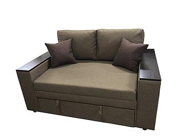 Диван-Кровать Кубус 140 см бежевый