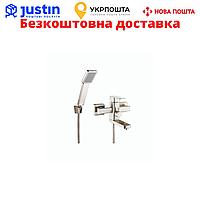 Смеситель для ванны ZEGOR (TROYA) LEB3-A123KH