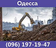 Демонтажные работы, демонтаж любых объектов