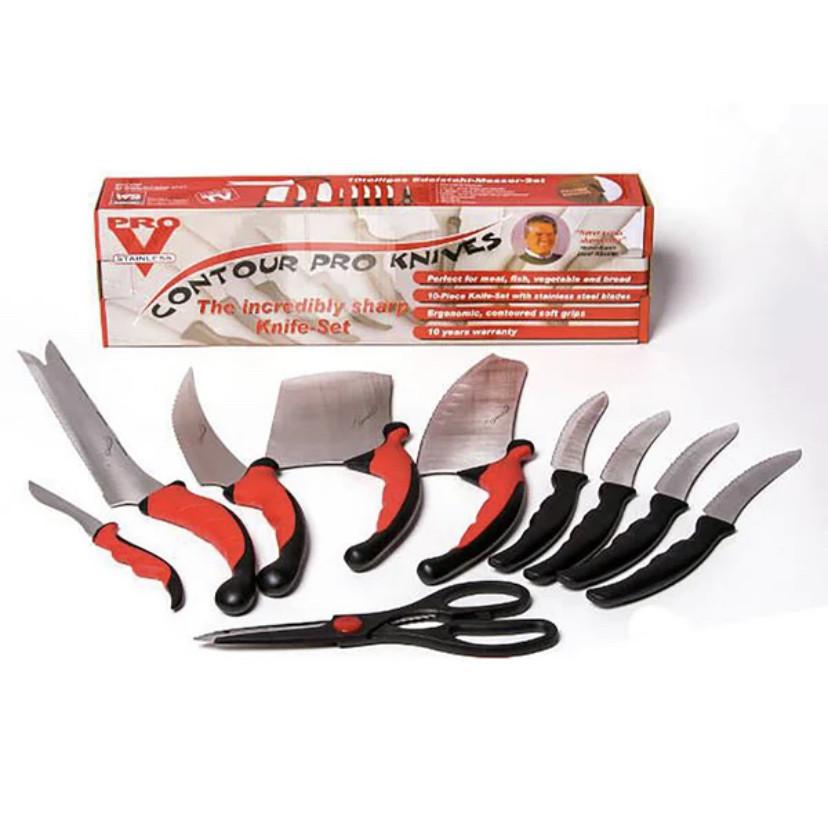 Набор ножей CONTOUR PRO ART-0202 (20 шт)