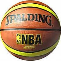Мяч баскетбольный резиновый SPALD BA-2674 Размер 7