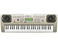 Детский синтезатор MQ-807 USB 54 клавиши, LCD Display, MP3, микрофон