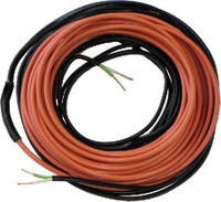Одножильный нагревательный кабель Ratey 1250 Вт