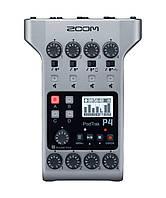 Портативный цифровой рекордер Zoom PodTrak P4