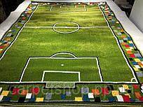 1.6х2.3 Kolibri 11118/130 детский коврик (футбольное поле), производитель Karat Carpet  Украина