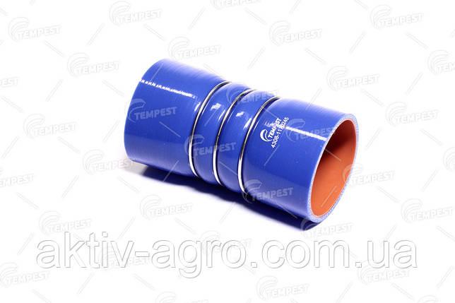 Патрубок интеркулера КАМАЗ 4308 силикон, фото 2