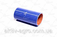 Патрубок интеркулера ЗИЛ 5301 силикон