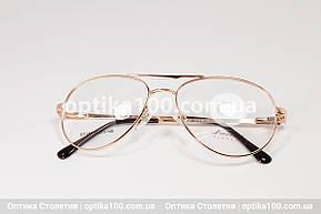 Оправа окулярів для зору Dacchi 31287 Авіатор. На невелике обличчя, фото 2