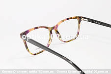 Женская цветная оправа для очков. На среднее лицо или лицо больше среднего, фото 3