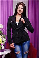Пиджак женский Доллар черный 853