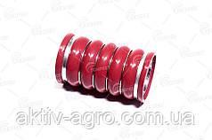 Патрубок интеркулера Q81/98x185 mm