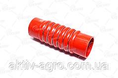 Патрубок интеркулера MAN Q90x282 mm
