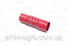 Патрубок интеркулера MAN Q50х65x190 mm