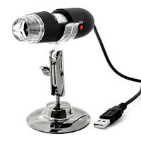 Микроскоп цифровой USB 50-500Х, эндоскоп, бороскоп