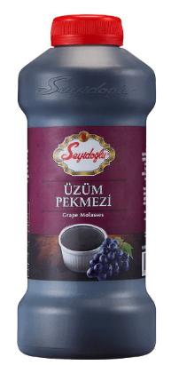 Пекмез Seyidoglu виноградний 700 гр. (сироп-патока) пластик, турецькі солодощі.