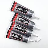 Клей-7000 50 мл прозорий рідкий скотч універсальний B-7000, фото 8