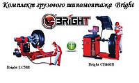 Грузовое шиномонтажное оборудование Bright