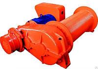 Лебедка электрическая крановая КБ-572.29А