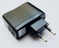 Адаптер USB-220V 50/60Hz 0.1A output 5V 500mA